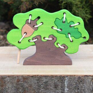 Jucarie de snuruit Stejar